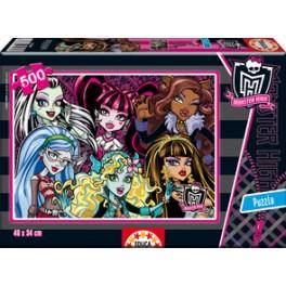 500 Monster High Educa