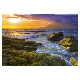 Puzzle Atardece en las rocas 1500 Educa