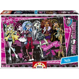 Puzzle 200 Monster High Educa
