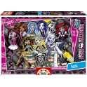 Puzzle 300 Monster High Educa