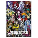 Puzzle 500 Monster High Educa