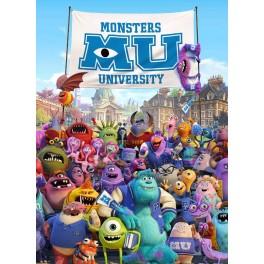 100 Monster University