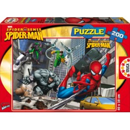 200 Spiderman Classic Educa