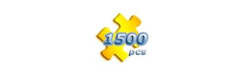 Puzzles 1500 piezas Educa