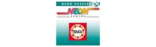 Puzzles Neon Educa