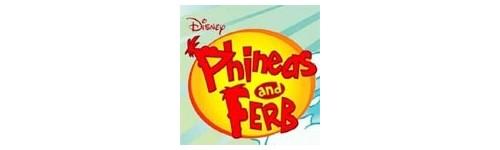 Puzzles Phineas y Ferb Educa