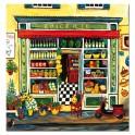 Puzzle Tienda de comestibles 1000 Educa
