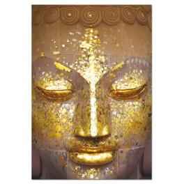 Puzzle La cara dorada de Buda 500 Educa
