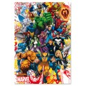 500 Marvel Heroes Educa
