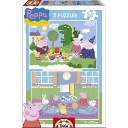 48 Peppa Pig Educa