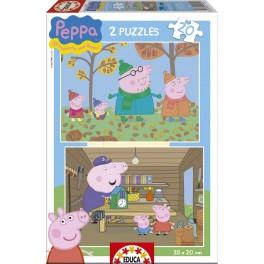20 Peppa Pig Educa