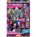 100 Monster High Educa
