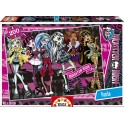 Puzzle 200 Monster High Educa