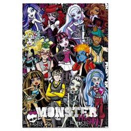 Puzzle 500 Monster High Educa