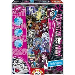 Puzzle Gigante 400 Monster High Educa