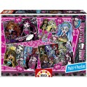 Multi Puzzle Moster High 50 80 100 150 Educa