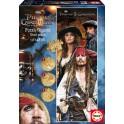Puzzle Gigante Piratas del Caribe IV Educa