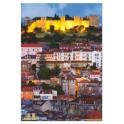 Puzzle Castillo de San Jorge Lisboa Educa