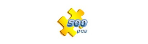 Puzzles 500 piezas Educa